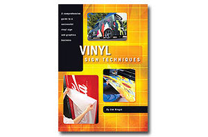 Vinyl Sign Techniques Graphics Book | Lawson Screen & Digital