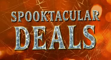 Spooktacular Deals