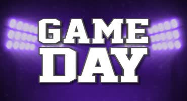 Game Day Purple Silver