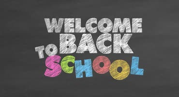 Welcome Back To School 2