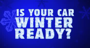 Is Your Car Winter Ready
