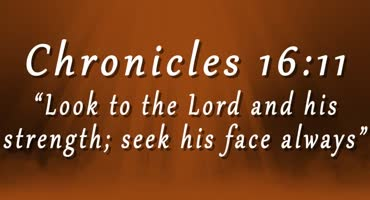 Chronicles 16 11