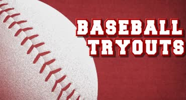 Tryouts Baseball