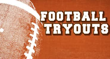 Tryouts Football