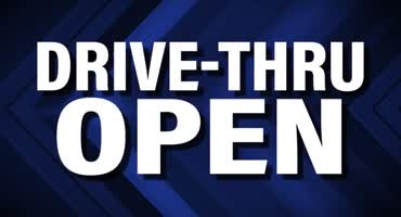 Drive Thru Open Left