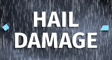 Hail Damage 2
