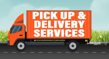 Pick Up Delivery Services