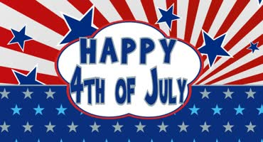 Happy 4th of July 4