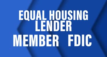 Equal Housing Member FDIC