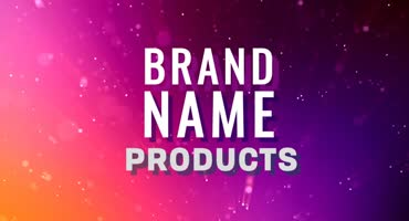 Name Brand Products
