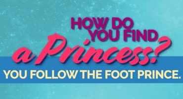 How Do You Find A Princess Foot Prince