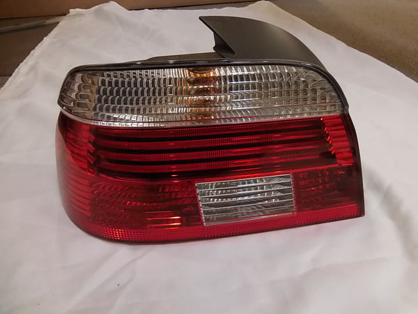 LEFT REAR LIGHT, WHITE TURN INDICATOR - 63216912425