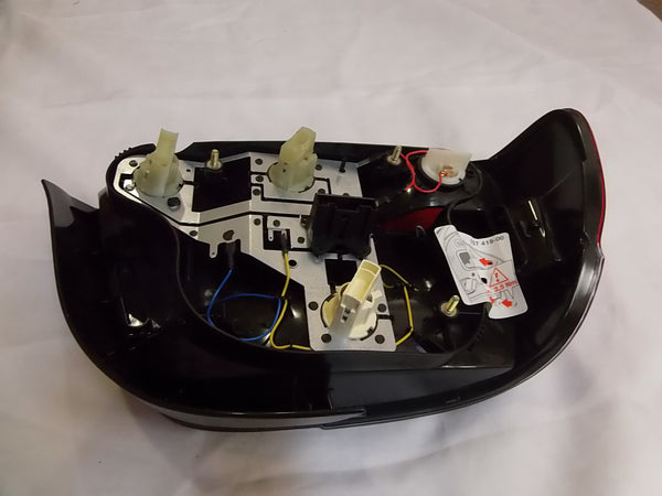 RIGHT REAR LIGHT, WHITE TURN INDICATOR - 63216912426