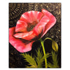 "Painting ""Poppy"" - Quilting Paradise"