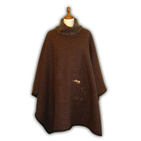 Woolen Cloak - Wool Clothing