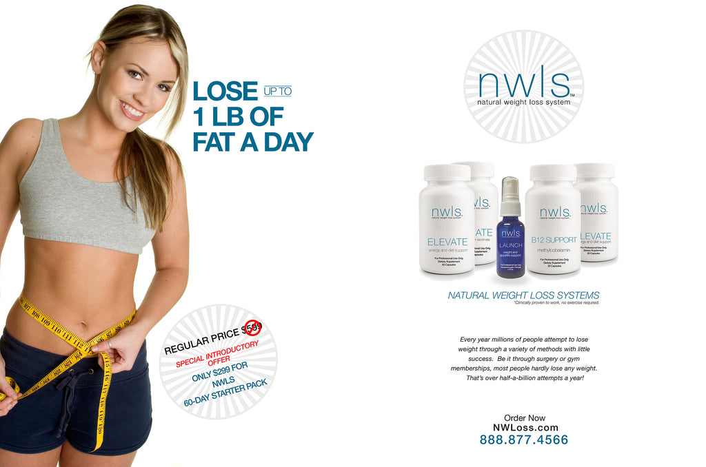 Natural Weight Loss System 60 Day Starter Pack
