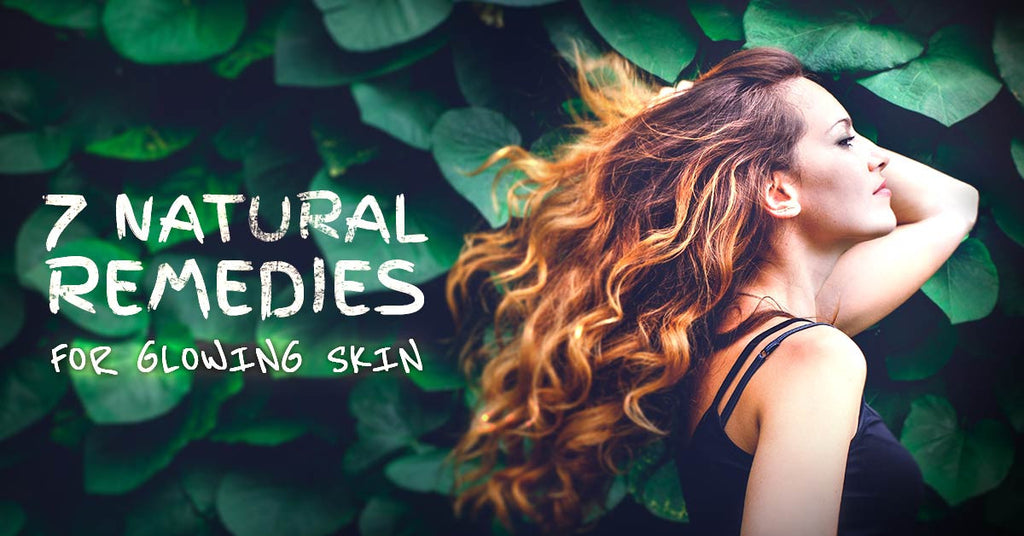 Dry Skin? These 7 Natural Remedies Will Make You Glow
