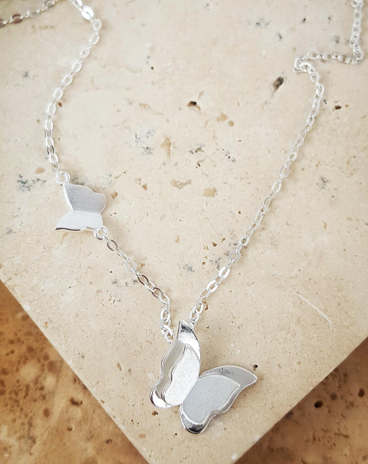 Butterfly Season Necklace