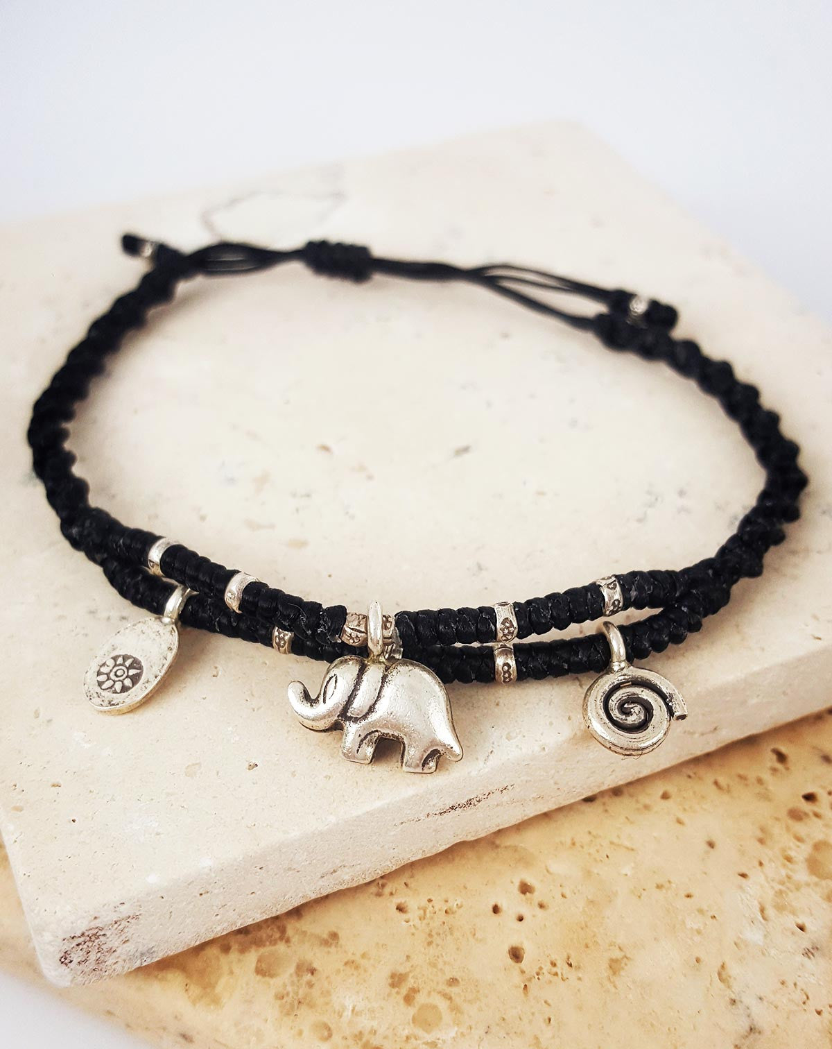 Dreaming of Elephants Bracelet