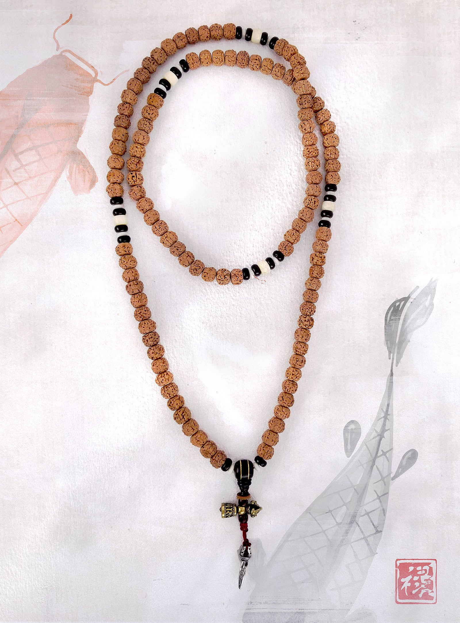 Dorje Mala Necklace