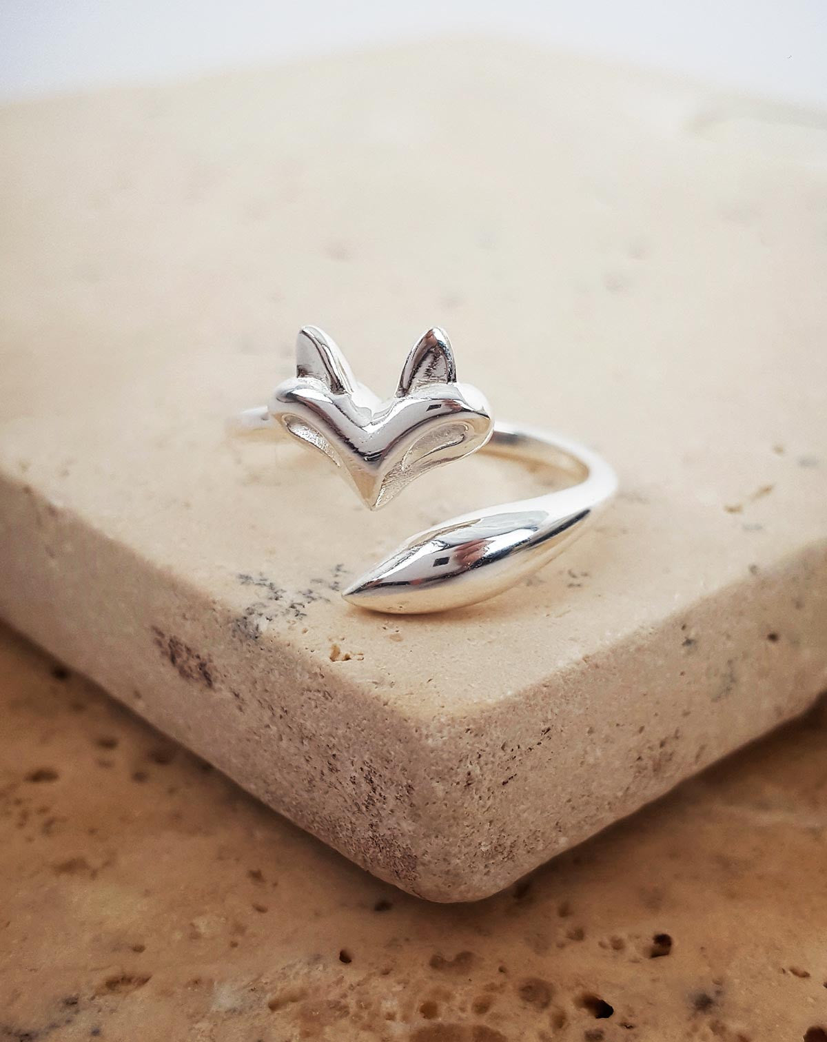 Arabella's Fox Ring