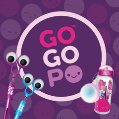 GOGOPO! Stationery