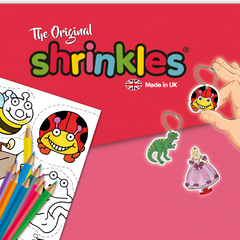 Shrinkles Crafts