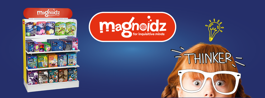 Magnoidz Science Kits, Toys and Gadgets