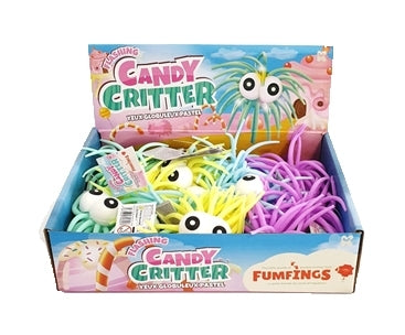 Fumfings Candy Coloured Critter
