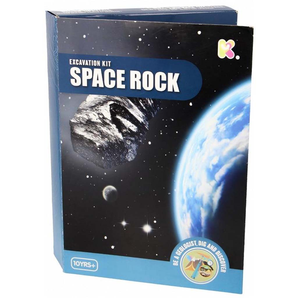 Space Rock Excavation Kit - Keycraft Australia