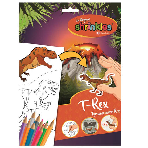 T-Rex Slim Shrinkles Slim Pack