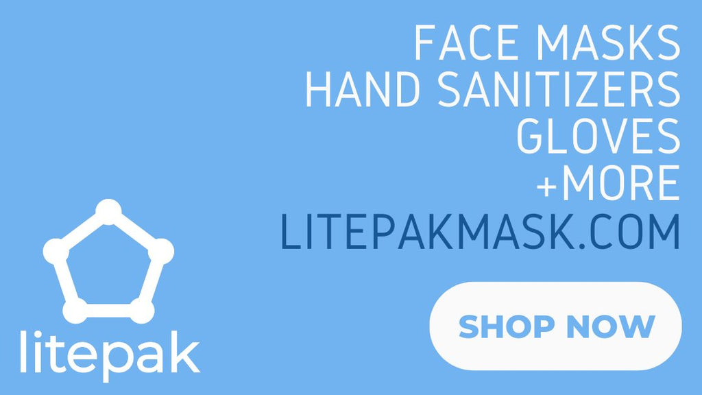 ppe, face masks, hand sanitizer