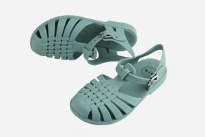 NEW Jelly Sandals - Duck Egg Blue