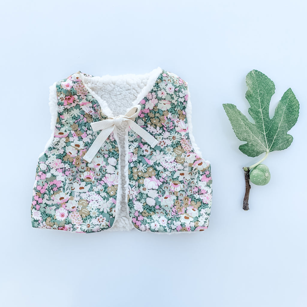 The Liberty Baby Gilet  - Vintage Thorpe H [Limited Edition]
