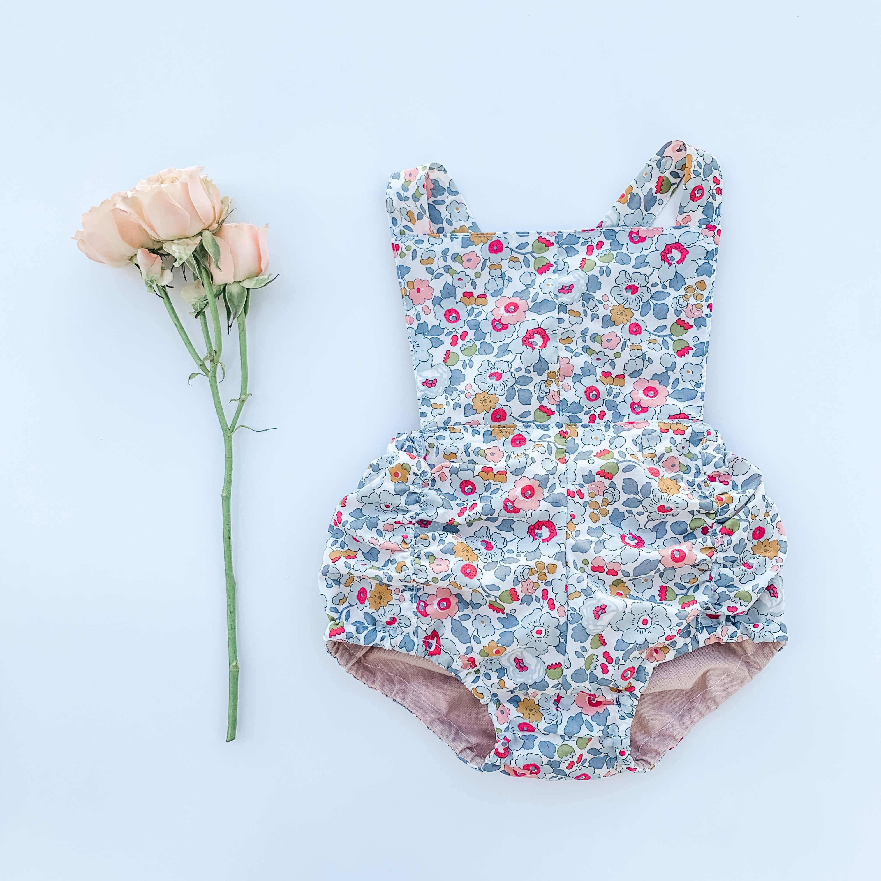 The Liberty Vintage Romper - Betsy