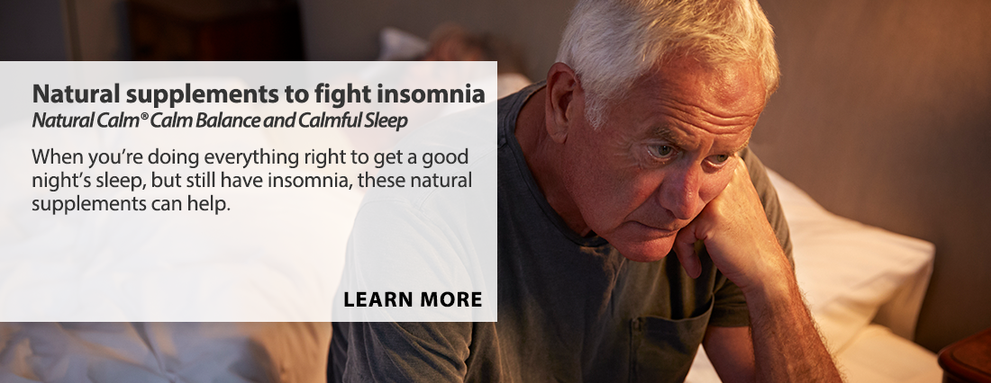 Natural Supplements To Fight Insomnia