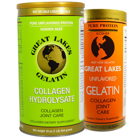 Crazy for Collagen
