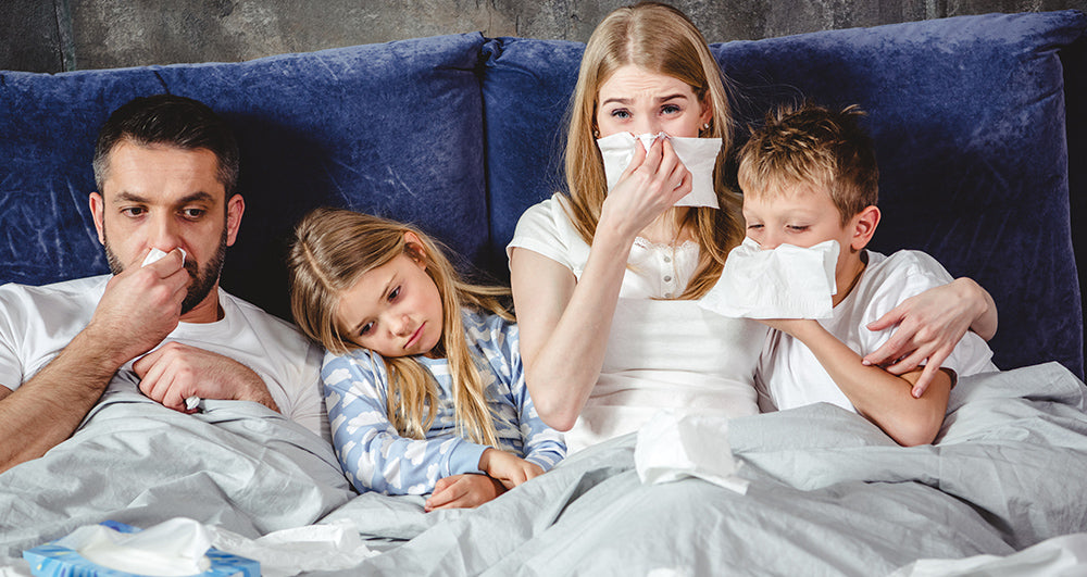 Be Ready For The Dreaded Cough & Cold Season!