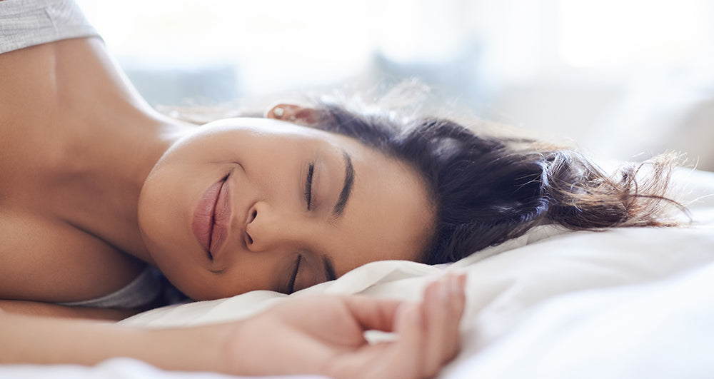 Get to sleep sooner and stay asleep longer