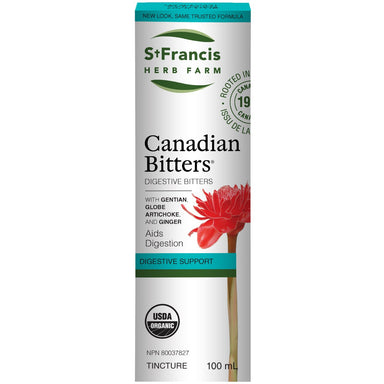 St. Francis Canadian Bitters 100ml