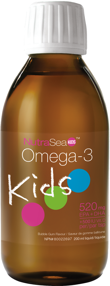 Nutrasea Kids Bubblegum 200ml
