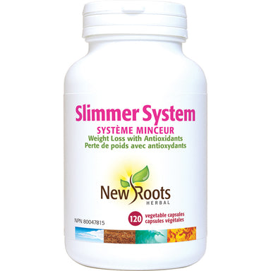 New Roots Slimmer System 120 Vegetarian Capsules