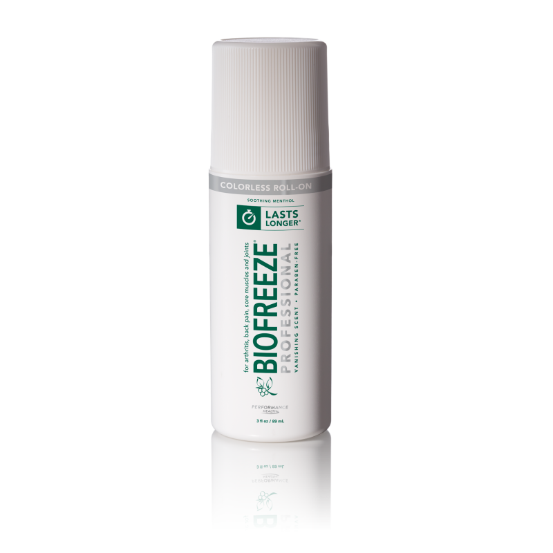 Biofreeze Roll On Pain Relief 3 Oz.