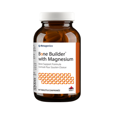 Metagenics CalApatite Bone Builder with Magnesium 90 Tablets