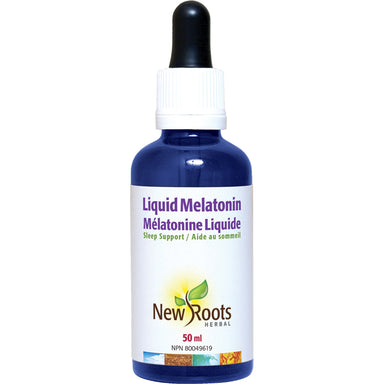 New Roots Liquid Melatonin 50ml