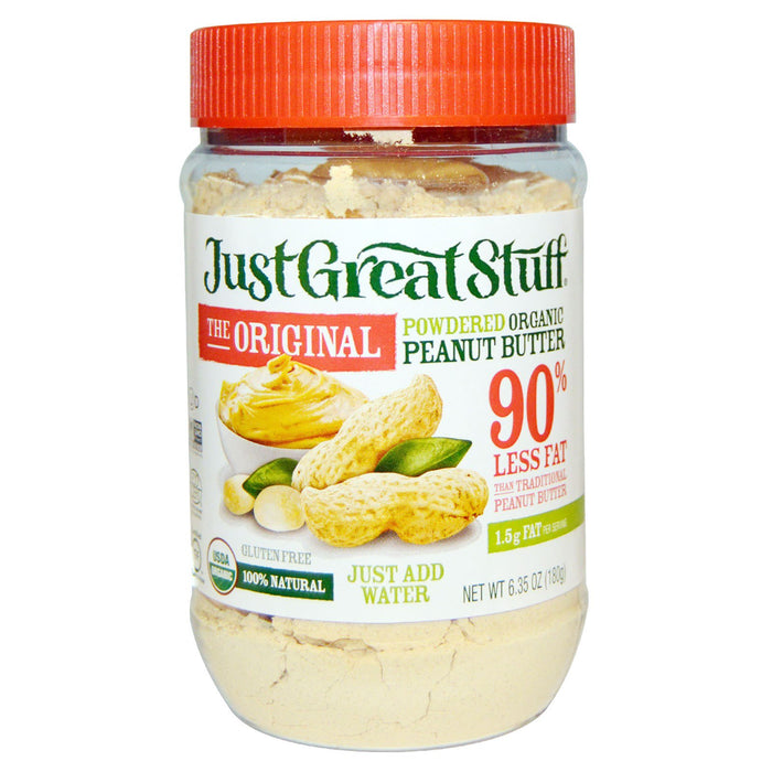 Betty Lou's Just Great Stuff Powdered Peanut Butter 180g