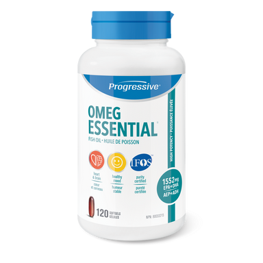 Progressive OmegEssentials 120 Softgels