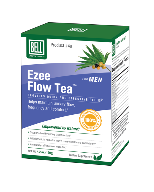 Bell Lifestyle Products #4a Herbal Prostate Tea Ezee Flow 120g