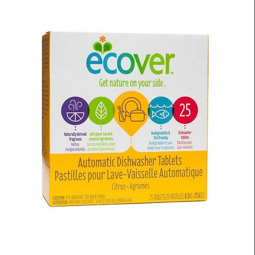 Ecover Auto Dishwashing Tablets 18oz