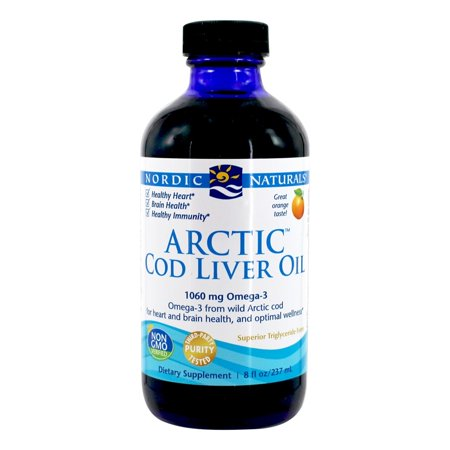 Nordic Naturals Cod Liver Oil is a good source of omega-3 fatty acids which is an important factor in the maintenance of good health. Nordic Naturals Cod Liver Oil liquid helps to support cognitive health and brain function.